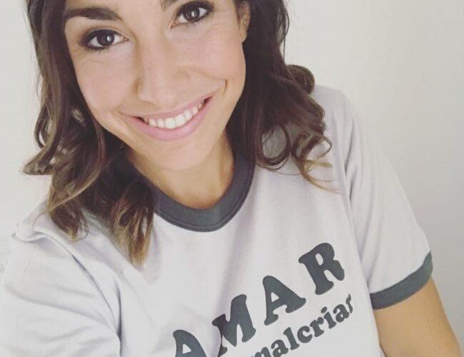 La maternidad real de Alma Obregon