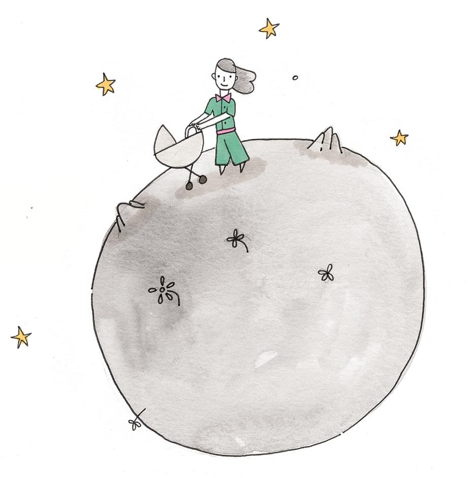 Meteoritos (para Amaia Arrazola)