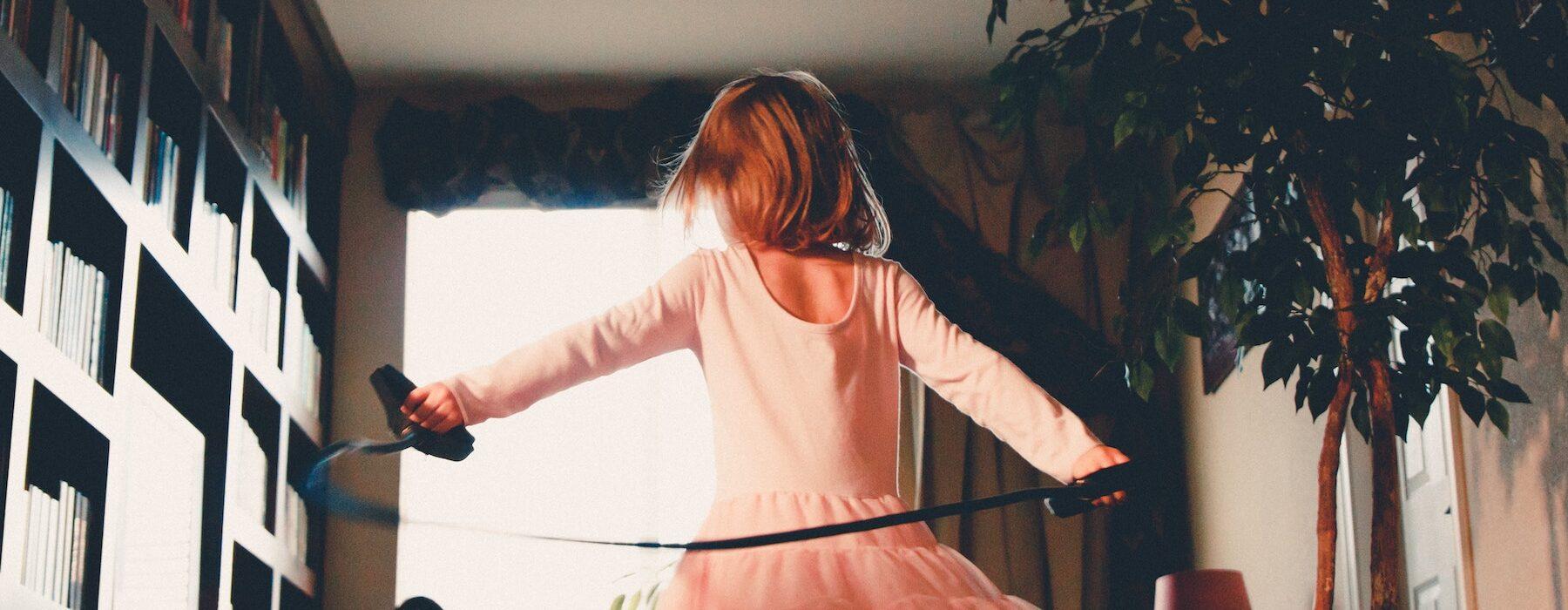 niños confinados menos estresados
