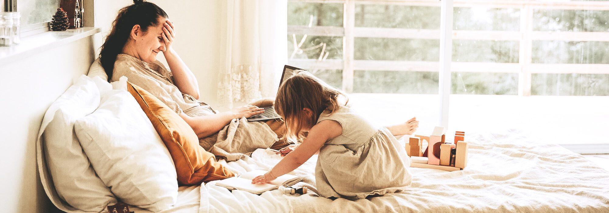 ser freelance cuando tienes hijos