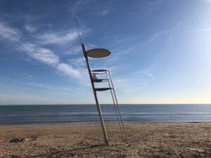 valencia playa cabanyal